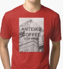 Anteiku Coffee Tri-blend T-Shirt