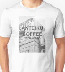 Camiseta unisex Café Anteiku