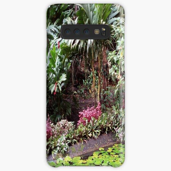 FIJI Islands Paradise Garden Samsung Galaxy Snap Case
