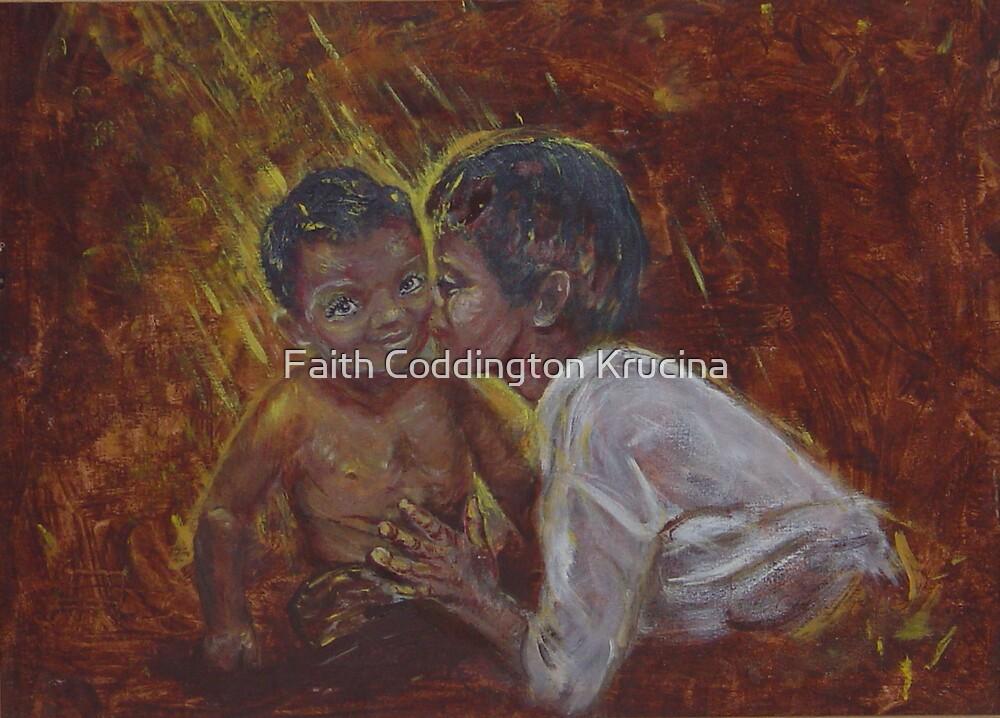 Happiness is a Brother by Faith Coddington Krucina