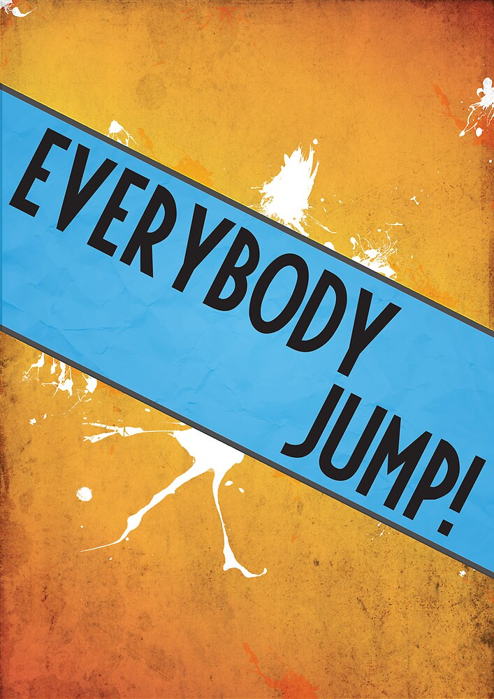 Everybody Jump by Frewy