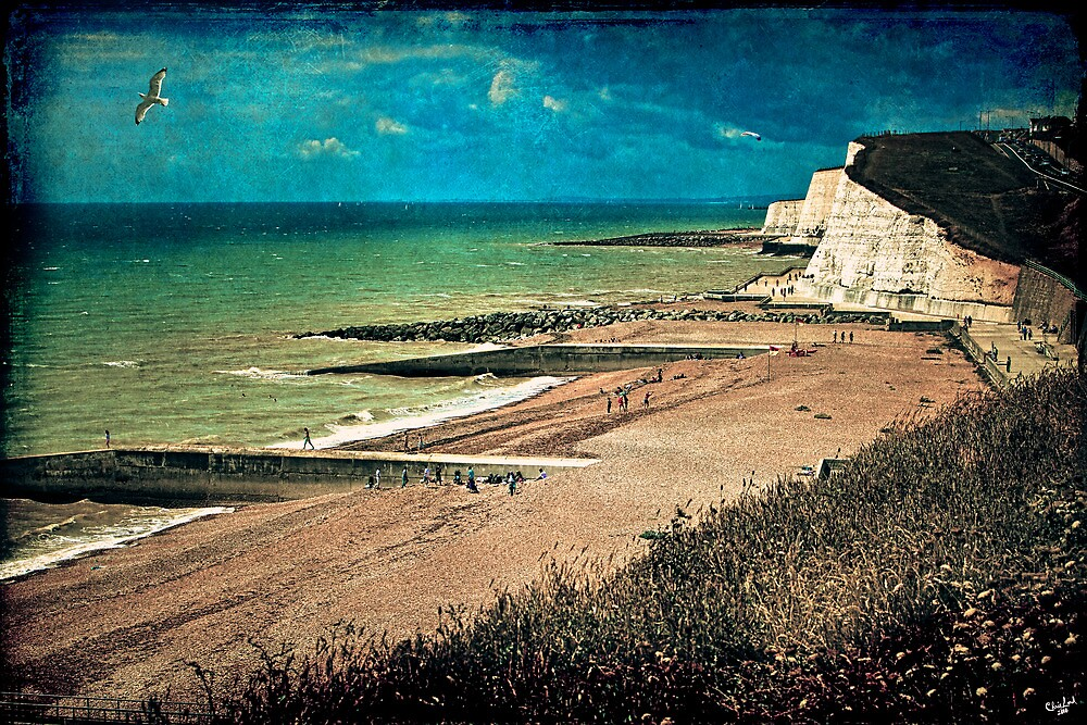 Greetings From Saltdean, We Wish You Were Here! by Chris Lord