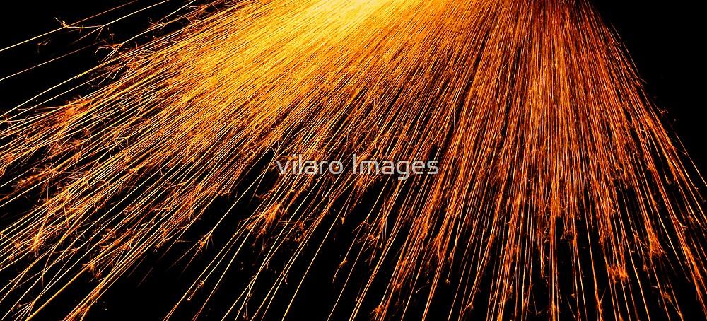 Hot Sparks by vilaro Images