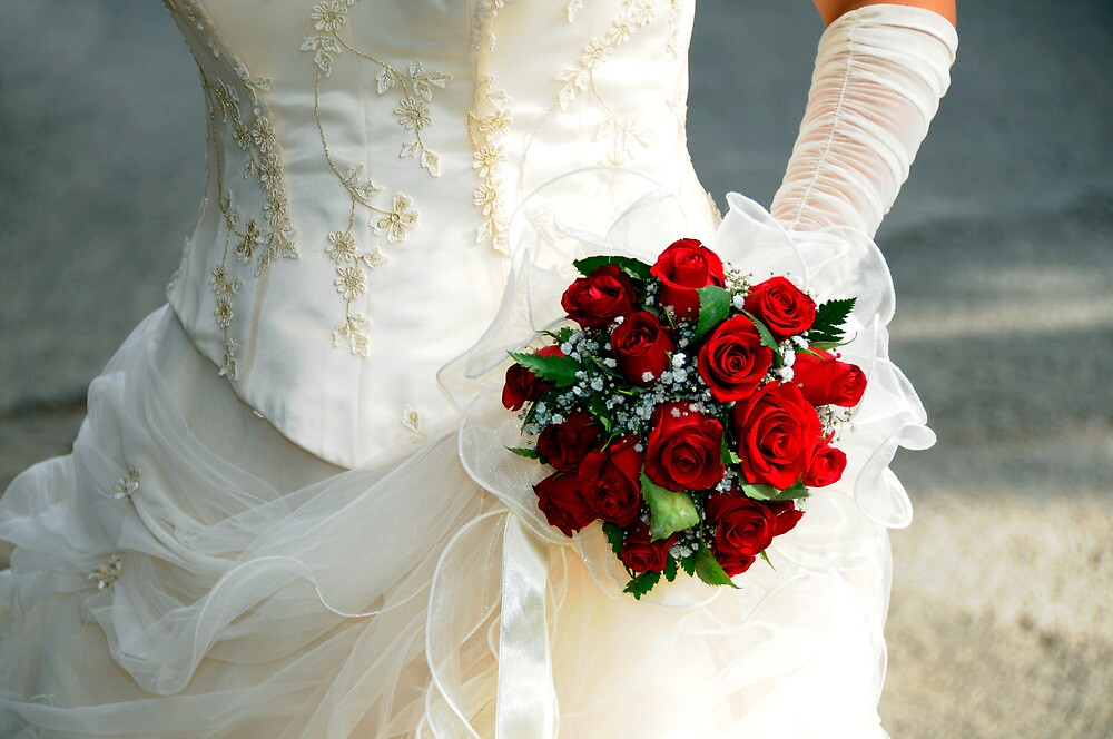 Wedding bouquet by darios84