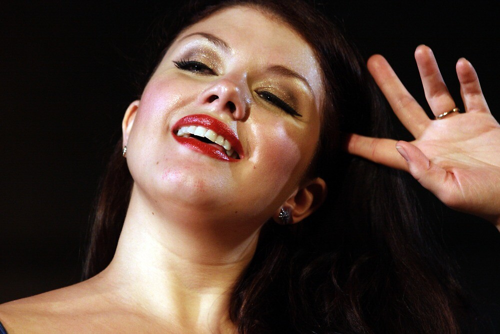 Jane Monheit in Concert 04 by Vincenzo1949