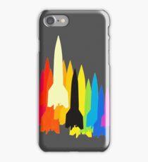Rocket Rainbow iPhone Case/Skin