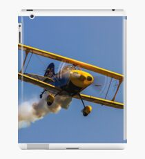 Trig Team Pitts S-1D G-PIII iPad Case/Skin