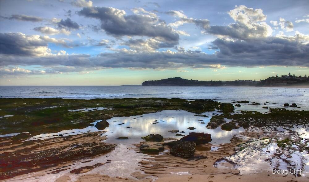 Mona Vale Beach by Doug Cliff