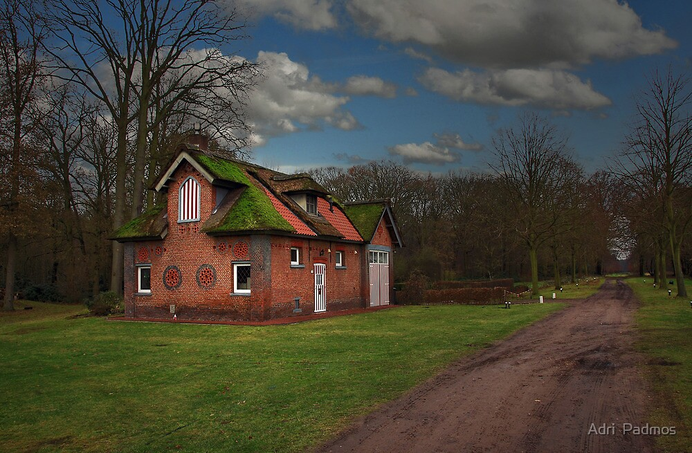The forester's house by Adri  Padmos