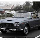 Lancia Flaminia GT Coupe by Studio-Z Photography