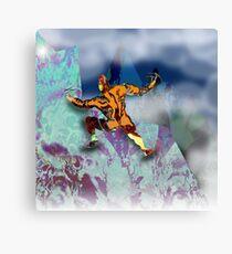 Ice Axe mutant 1. Canvas Print