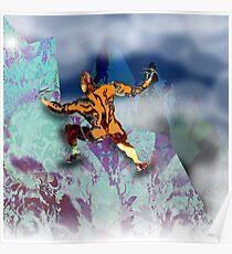 Ice Axe mutant 1. Poster