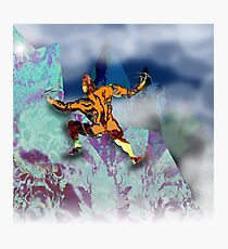Ice Axe mutant 1. Photographic Print