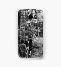Marching Samsung Galaxy Case/Skin