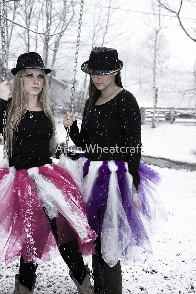 Fashion 1 by Arlyn Wheatcraft