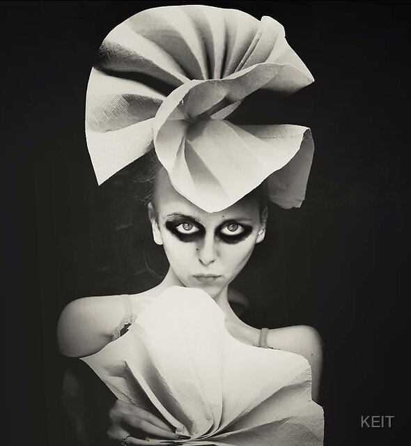 PAPER DOLL by KEIT