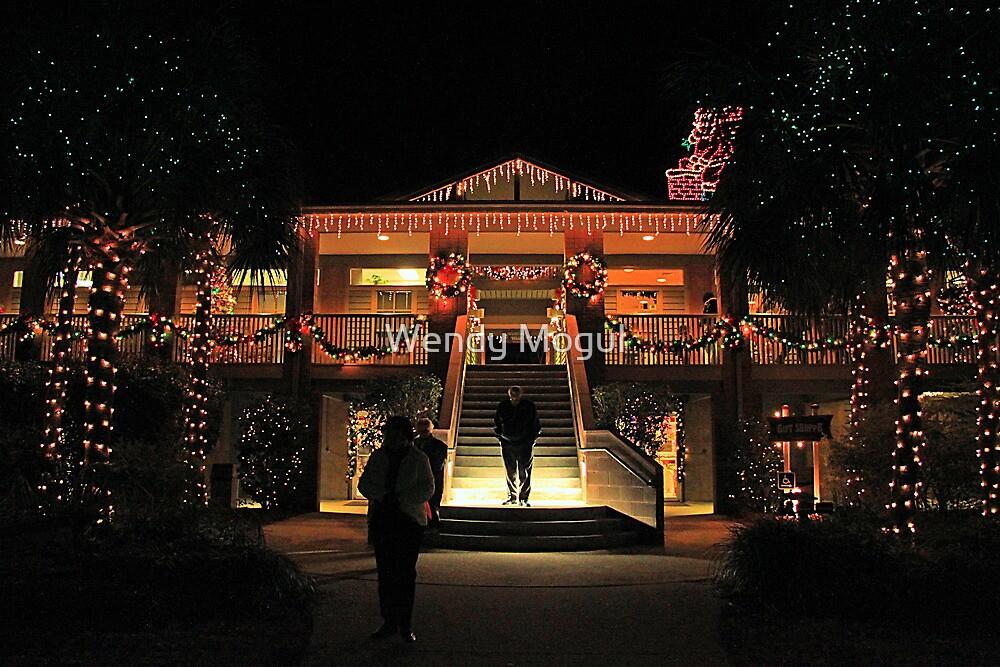 Santa's House!! by Wendy Mogul
