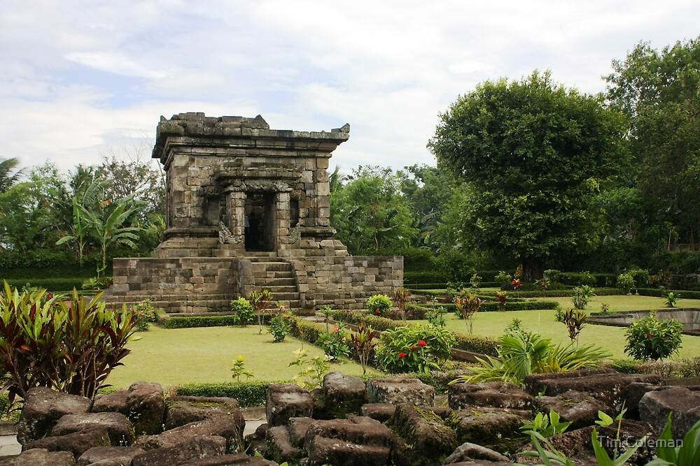 Candi Badut, Jawa Timur by Tim Coleman