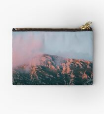 Mountains in the background VI Studio Pouch