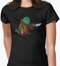 Doink! Womens Fitted T-Shirt
