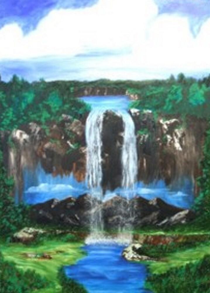 Waterfall Dreams by BrandyHouse