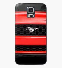 Funda/vinilo para Samsung Galaxy Ford Mustang