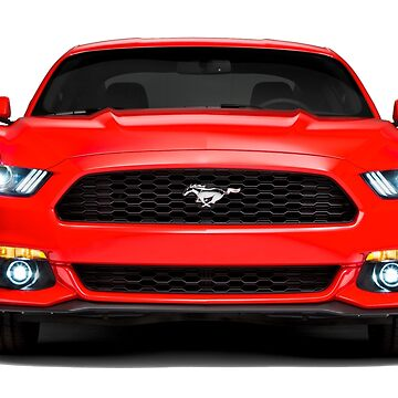 Ford Mustang  by Sergiolb96