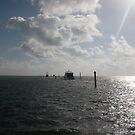 At Sea by Caroline Pugh