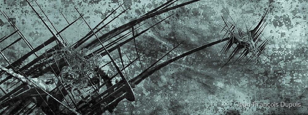 Oloide city by Jean-François Dupuis
