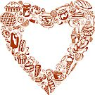 heart by lisenok