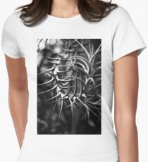 Spine Women's Fitted T-Shirt