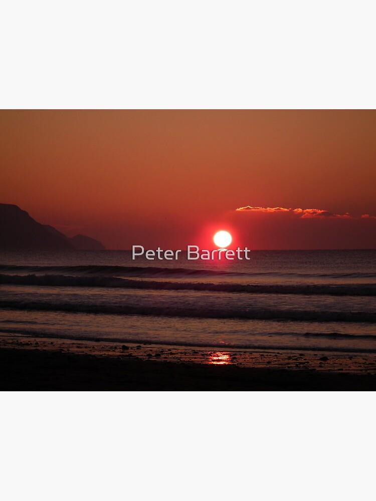 Cornish Sunset 03 by hartrockets