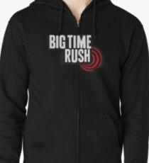 Big Time Rush Zipped Hoodie