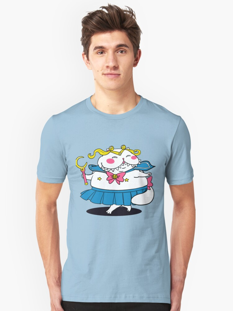 Sailor Fat Cat  Unisex T-Shirt Front