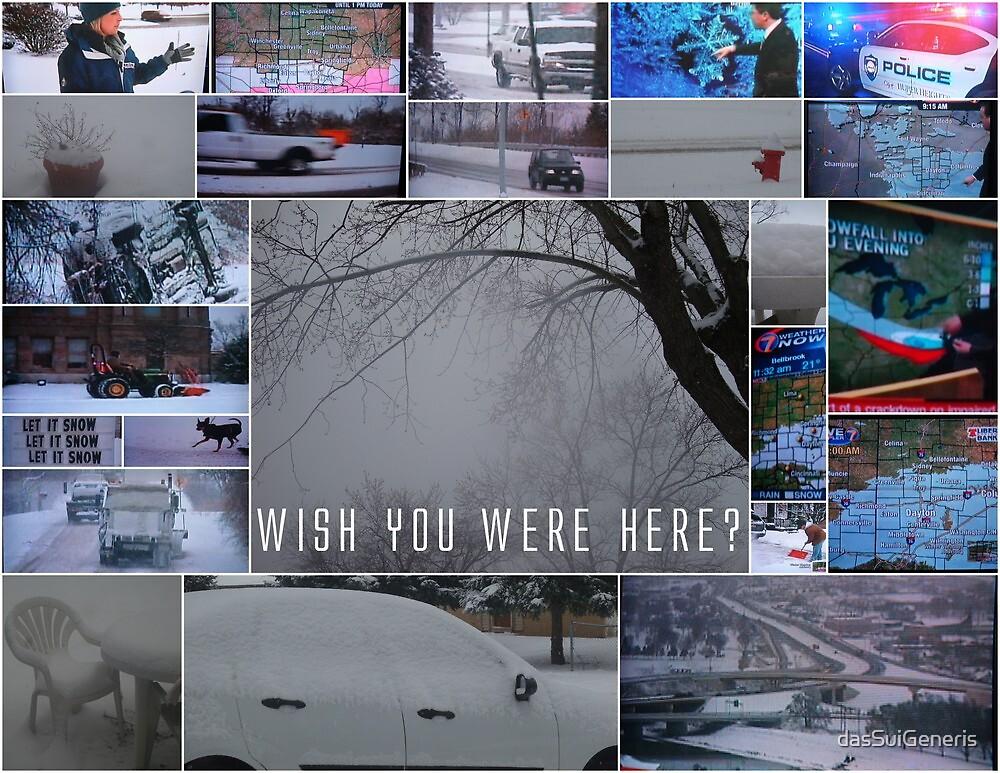 Wish You Were Here? by dasSuiGeneris