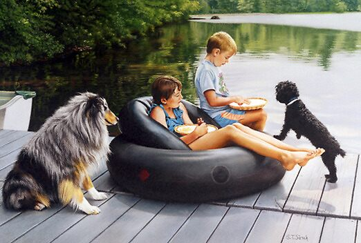 Chowhounds by Tom Sierak