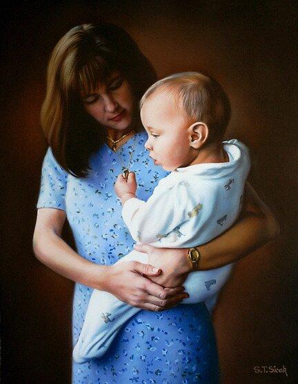 A Little Piece Of My Heart by Tom Sierak