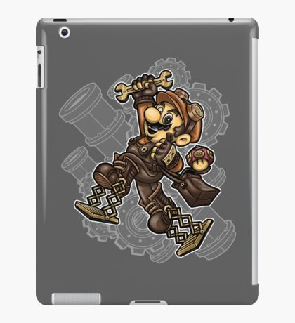 Super Punk Bros iPad Case/Skin