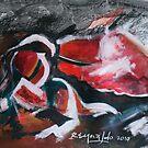 A Mother's Kiss by Reynaldo