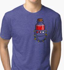 A Hero's Red Potion Tri-blend T-Shirt