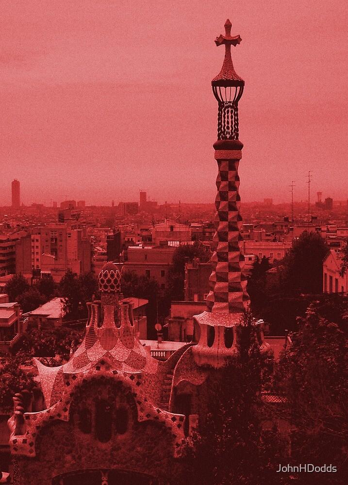 barcelona by JohnHDodds