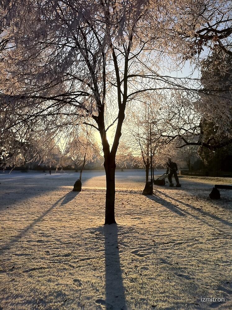 welcome winter by izmitron