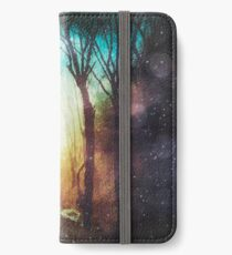 the magic of quiet places iPhone Wallet/Case/Skin
