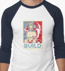 BUILD Men's Baseball ¾ T-Shirt