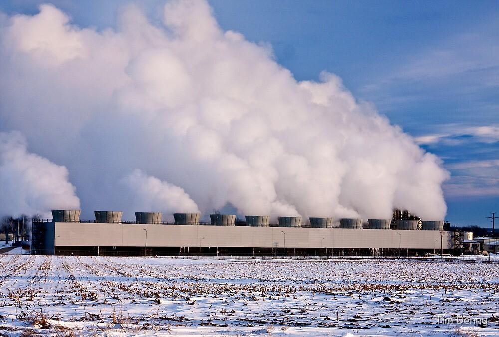 Letting off Steam by Tim Denny