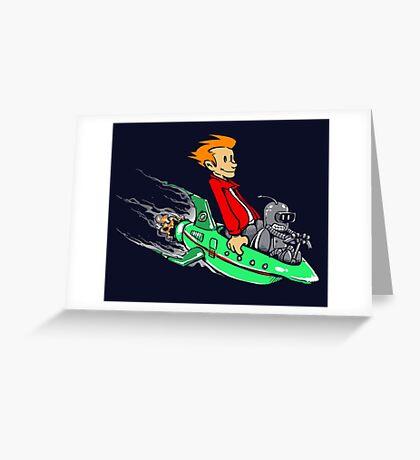 Bender & Fry Greeting Card