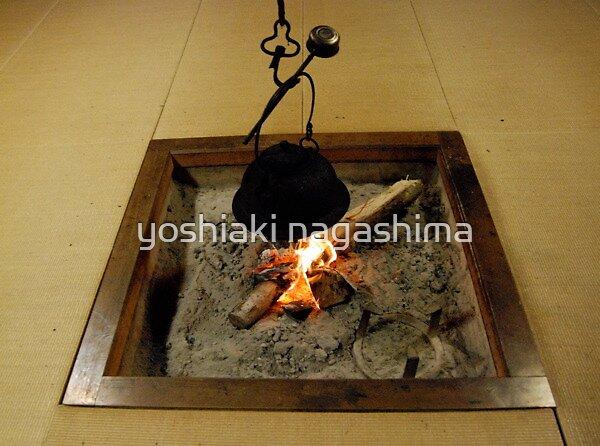 IRORI (Fireplace ) , JAPAN by yoshiaki nagashima