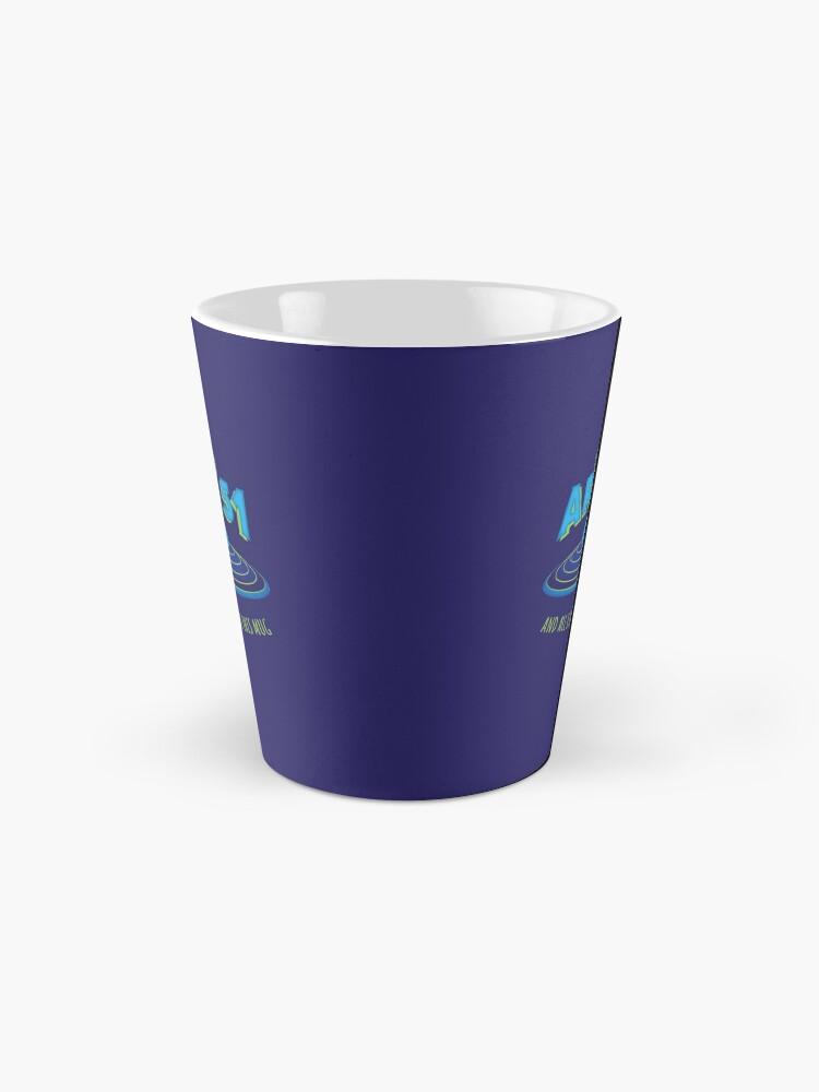 Alternate view of I Stormed Area 51 Mug