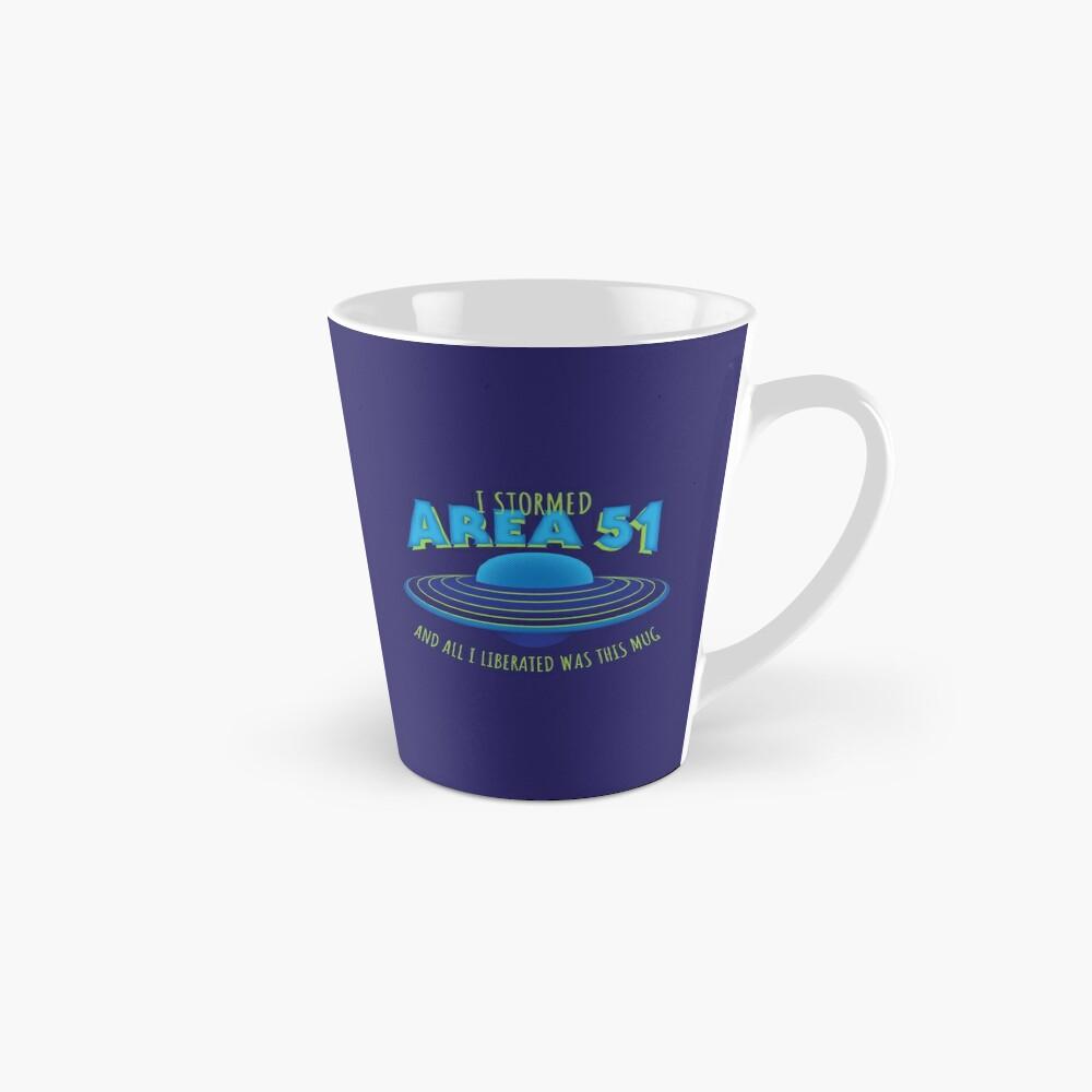 I Stormed Area 51 Mug