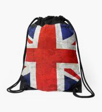 UNION JACK (AGED) Drawstring Bag